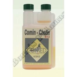 Comin Cholin B-complex 500 ml.