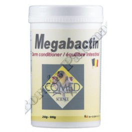 """Megabactin 250 gr. """"pájaros"""""""