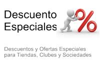 Descuentos y Ofertas especiales para Tiendas, Clubes y Asociaciones